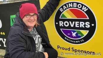 Whiethawks' Rainbow Rovers to take on Utilita All-Star team
