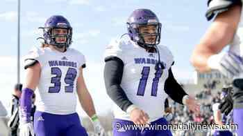 Winona State football: Warriors tabbed to finish 3rd in NSIC South; Gavin named preseason POY - Winona Daily News
