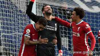 Alisson the latest Liverpool star to sign new deal as goalkeeper signs on through 2027