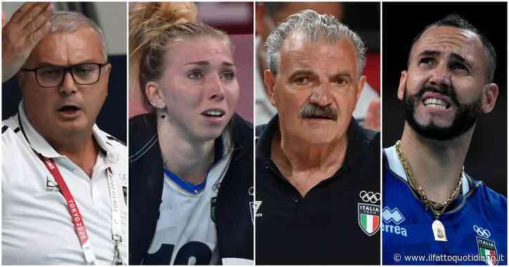 Olimpiadi, Italia senza semifinali negli sport di squadra: non accadeva da 80 anni. Le cause e cosa aspettarsi nel futuro dai vari movimenti