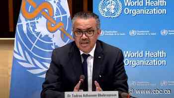 WHO calls for moratorium on COVID-19 booster shots through September