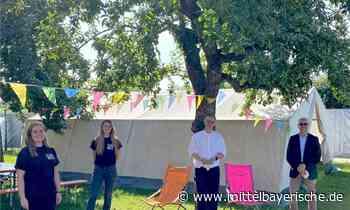 Spaß und Action im Klärwerk-Garten - Region Amberg - Nachrichten - Mittelbayerische