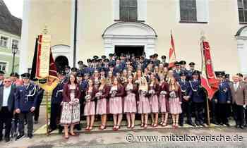Auch beim kleinen Feuerwehrfest hatte Hohenburg kein Glück - Mittelbayerische