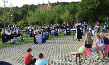 Konzert an der Uferpromenade - Region Amberg - Nachrichten - Mittelbayerische