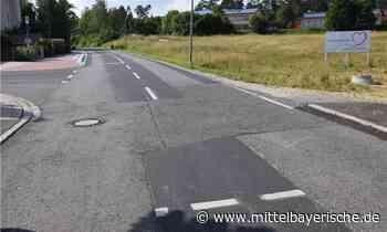 Sperrung: Hauptstraße wird asphaltiert - Region Amberg - Nachrichten - Mittelbayerische