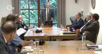 Generalkonsul der Ukraine im Dialog in Amberg - Oberpfalz TV