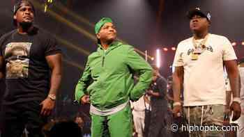 Jadakiss Gets All The Love Following Dipset + The LOX Verzuz