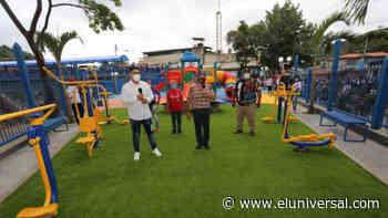 Gobernación de Aragua inaugura plaza Mariño en el municipio Santos Michelena - El Universal (Venezuela)