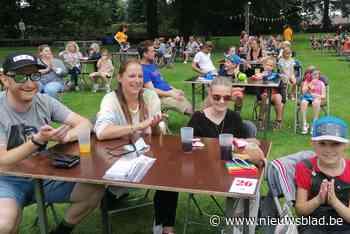 Ketnetband bekoort publiek tijdens Tibourfeesten