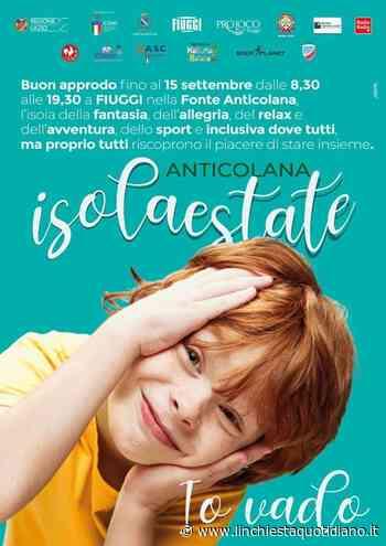 Fiuggi, alla Fonte Anticolana un weekend imperdibile, ricco di emozioni - L'Inchiesta Quotidiano OnLine
