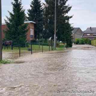► Meise krijgt wolkbreuk niet geslikt: 'De velden zijn verzadigd, het water staat in de huizen. Dit is een ramp'