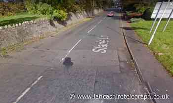 Road closed in Padiham as police deal with collision