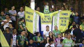 Sonsonate volverá a tener fútbol profesional y así se está preparando su nuevo equipo   Noticias de El Salvador - elsalvador.com