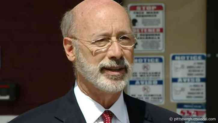 Gov. Tom Wolf Signs 15th Renewal Of State's Opioid Disaster Declaration
