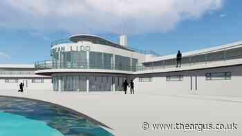 Brighton Council give go ahead for Saltdean Lido restoration