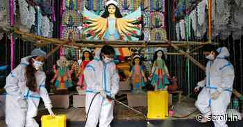 Top 10 Covid updates: Impose local restrictions during festive season, Centre advises states - Scroll.in