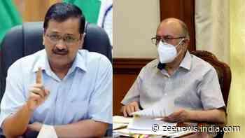 Let`s respect democracy, sir: Delhi CM Arvind Kejriwal to Delhi LG Anil Baijal