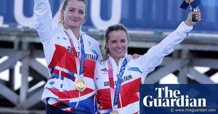 Sailing and showjumping golds propel Team GB up Tokyo medal table