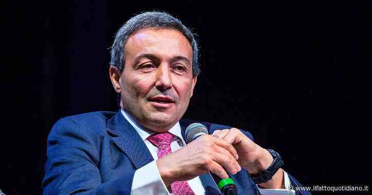 """Ugo de Carolis ritira la propria disponibilità a diventare nuovo amministratore delegato di Anas: """"Troppe polemiche politiche"""""""