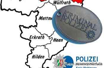POL-ME: BMW wurde in Heiligenhaus gestohlen, in Hattingen aufgefunden! - Heiligenhaus / Velbert / Hattingen... - Presseportal.de