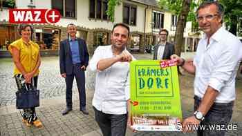 Der Feierabendmarkt in Hattingen startet am 5. August - WAZ News