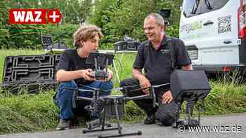 Copterworld in Hattingen bildet deutschlandweit Piloten aus - Westdeutsche Allgemeine Zeitung