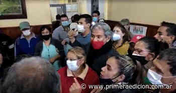Santa Ana: multaron con 6.000 pesos a edil que pidió revisar el balance municipal - Primera Edicion