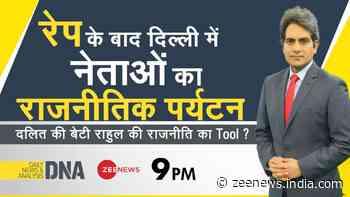 DNA Exclusive: After Hathras rape incident, Rahul Gandhi`s political tourism in Delhi
