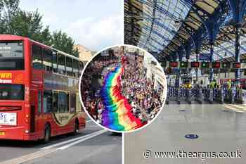 Brighton to be busy this weekend despite Pride cancellation