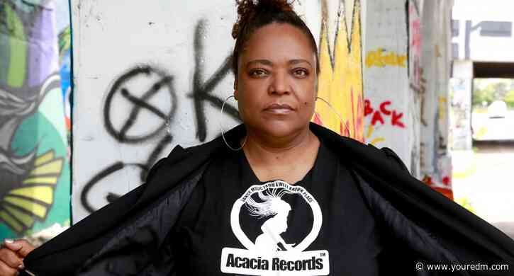 K-HAND, 'First Lady Of Detroit Techno' Has Passed Away at Age 56