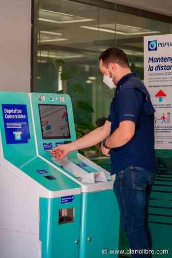 El Banco Popular introduce cajeros automáticos que aceptan monedas y más billetes - Diario Libre