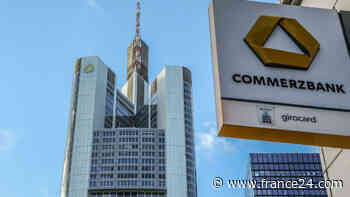 Banco alemán Commerzbank pierde más de 600 millones de dólares en el segundo trimestre - FRANCE 24
