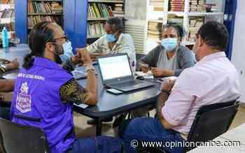 Hasta El Banco, llegó promotor de lectura de la Biblioteca Nacional - Opinion Caribe