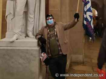 Judge berates Capitol rioter: 'Your vote doesn't count any more than anyone else's'