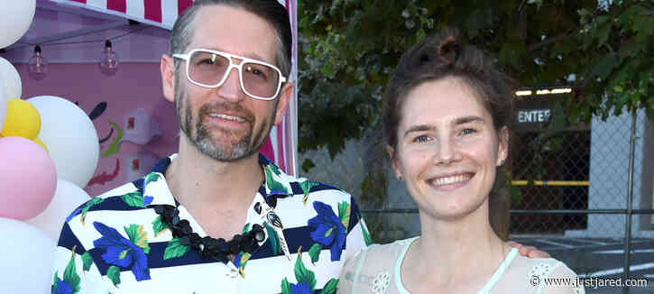 Amanda Knox Is Pregnant, Expecting First Child with Christopher Robinson