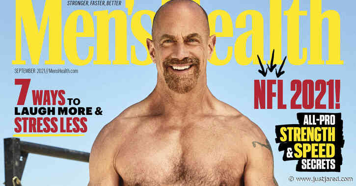 Christopher Meloni Strips Down for 'Men's Health,' Reflects on the Internet's Obsession With Him!