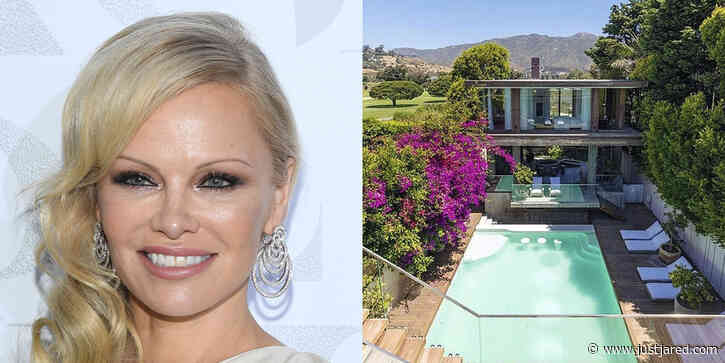 Pamela Anderson's Stunning Malibu Home Sells for Almost $12 Million, Possibly Breaking Real Estate Record - See Photos!
