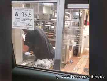 Taco Bell worker dozing off draws attention to working rights in US