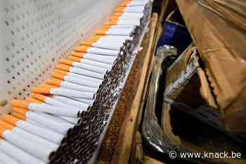 Douaneactie tegen namaaksigaretten klokt af op 45 arrestaties