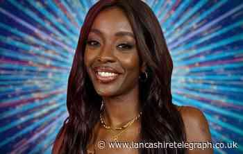 Blackburn's AJ Odudu revealed as Strictly Come Dancing contestant