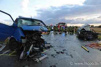 Unfalldrama im Ostseeurlaub: Neun Verletzte nach Frontal-Crash - Hamburger Morgenpost