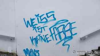 Graffiti-Kunst in Gaildorf: Schulunterführung bekommt neues Gesicht - SWP