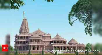 Ayodhya Ram temple likely to open to devotees by 2023-end