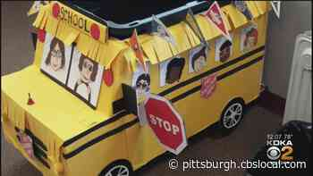 Salvation Army's Stuff The Bus Event Returns To Walmart