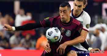 El partido de Funes Mori en la final de la Copa de Oro - Olé