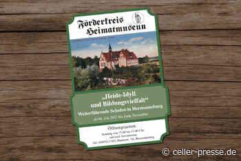 Heimatmuseum Hermannsburg wieder geöffnet - Celler Presse
