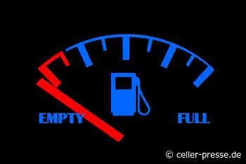Ölpreis sinkt – Spritpreise steigen - Celler Presse