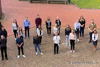 Neue Nachwuchskräfte in der Kreisverwaltung - Celler Presse