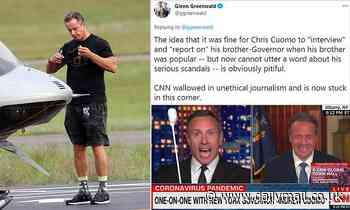 CNN under pressure to fire Chris Cuomo for ignoring AG report on air and advising brother Andrew