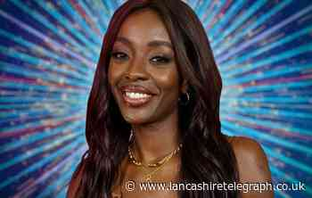 'Bring it on!': Blackburn's AJ Odudu revealed as Strictly Come Dancing contestant